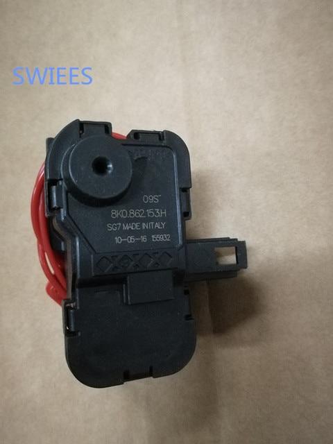 SWIEES Fuel Door Lock Actuator Fuel Tank Cap Lock Actuator Motor For AD A4 B8 / A4  /Quattro A5/S5 Q5 8K0862153H, 8K0 862 153H