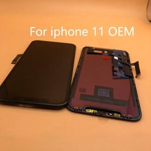 Image 3 - OEM החדש LCD Pantalla עבור iPhone X xs מקס GX LCD תצוגת מסך מגע Digitizer עצרת עבור iphone 11 פרו max XR תצוגה