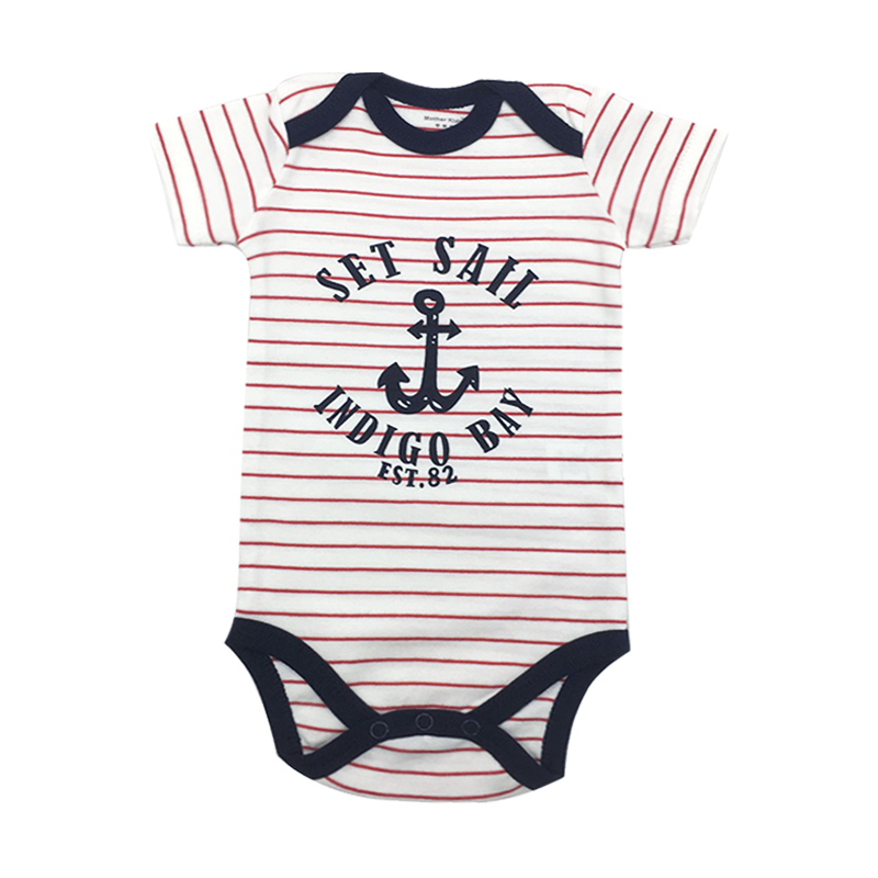 Baby Bodysuit Newborn Baby Boys Girls Clothing Short Sleeve 3 6 9 12 18 24 Months Kids Clothes