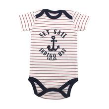 Baby Bodysuit Kids Clothes Short-Sleeve Newborn 24-Months 6-9 3 12-18