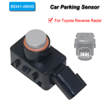 Car Parking Distance Control Sensor 89341-48040 PDC Assist For Toyota Reverse Radar