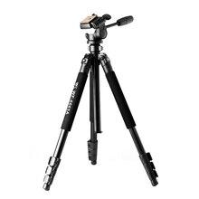 DHL GOPRO Weifeng wf6663a magnésium en alliage daluminium wf 6663a trépied slr support de caméra numérique portable trépied en gros