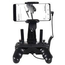Пульт дистанционного управления для телефона, планшета, монитора, держатель, кронштейн, крепление, зажим, передняя подставка для DJI Mavic Pro Spark контроллер