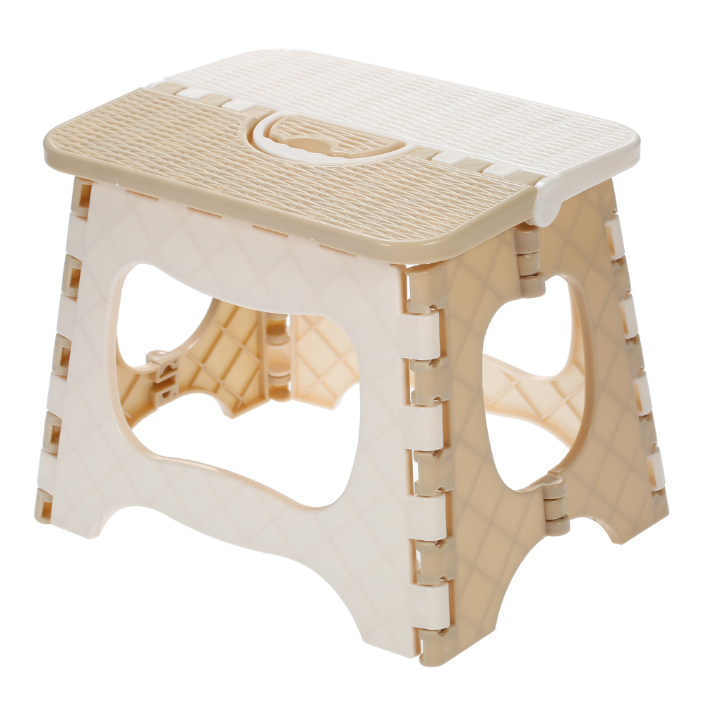 Folding Step Stool Lightweight Portable Folding Chair for Children Home Use Small Chair for Indoor Outdoor Activities Supplies