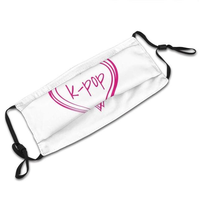K - Pop Heart - Cute K - Pop Gift Fashion  Masks Kpop K Pop Korean Pop Music Pop Music Kpop And Chill And Chill 4