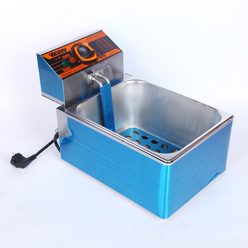 High Quality Product Multi-functional Electric Fryer Chicken Wings French Fries Multi-functional Electric Snacks Frying Furnace