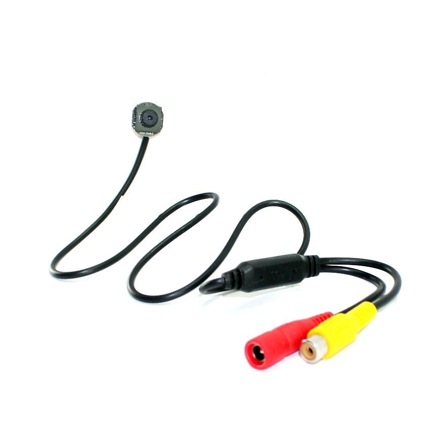 SMTKEY 700TVL Color CMOS Micro Mini CCTV Camera Analog Signal To Monitor Camera