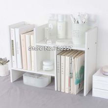 Bookshelf Dormitory Receive College Students To Use The Table Shelf Multilayer Bookcase Desktop Simple Small Shelf On The Desk