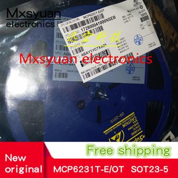 50 sztuk ~ 100 sztuk partia MCP6231T-E OT MCP6231T-E 0T SOT23-5 nowy oryginalny tanie i dobre opinie CN (pochodzenie) Klimatyzator części