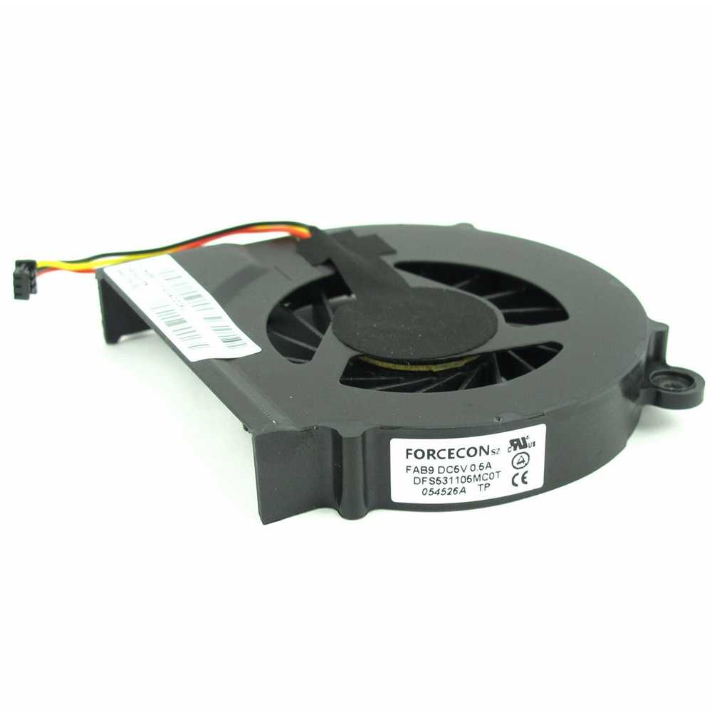New Laptop Fan untuk HP Pavilion G7 G6 G4 G4t G6t G7t 646578-001 724870-001 Laptop CPU kipas Pendingin
