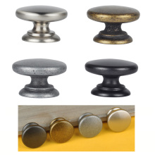 Furniture Handles Nordic Fresh Chinese American Gold/Black/Bronze Cabinet Door Drawer Wardrobe Dresser Pulls Knobs