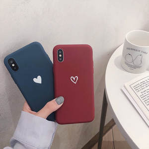 Animal-Cover Soft-Silicone SM-A505F Samsung Galaxy for Heart Candy-Color A30 Sase A10