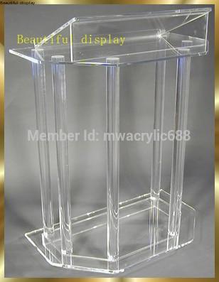 Pulpit Furniture Free Shipping Beautiful Acrylic Podium Pulpit Lectern Acrylic Pulpit Plexiglass