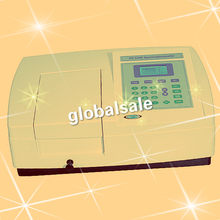 UV-5200PC UV/VIS Ultraviolet Visible Spectrophotometer With Scanning Software 190-1100nm(China)