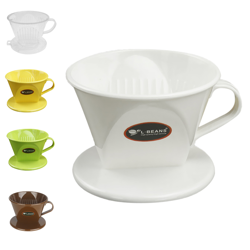 Coffee Filter Clever Coffee Dripper Cone Reusable Brewer Portable