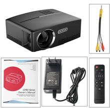 OCDAY Full HD 1080P LCD Mini Projector 1800 LM Portable Multimedia Home Cinema Theater Video Movie Entertainment GP80(China)