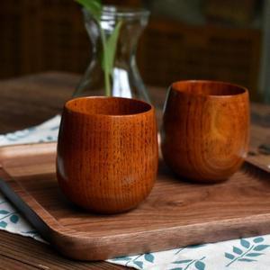 Примитивная деревянная чашка ручной работы из натуральной ели, 180 мл, чашка зеленого чая, Декор для дома