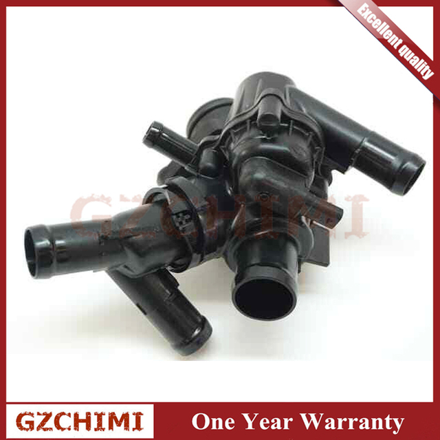 2702000615 Good Qulity Engine Coolant Thermostat Housing for Mercedes-Benz M270 M133 CLA GLA 180 200 250 A2702000415 A2702000615 3