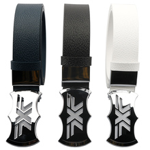 New mens belts Genuine Leather Golf Belt leisure luxury wais
