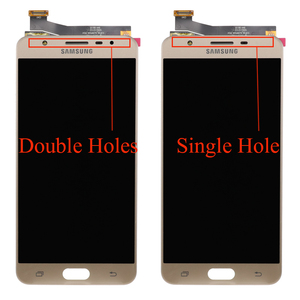 """Image 2 - 100% New Original 5.5"""" LCD For Samsung Galaxy J7 Prime G610 G610F On7 2016 G6100 Display Touch Screen Assembly+service package"""