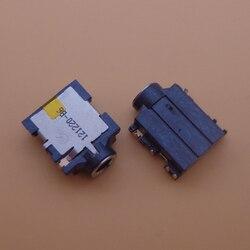 30 pçs/lote Áudio Jack Conector para Acer Aspire 5552 5252 5741 5741G 5740 5733 5733Z EM350 Gateway NAV51 NV59C MICROFONE De Fone de ouvido Porta