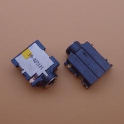 5 pçs/lote Áudio Jack Conector para Acer Aspire 5552 5252 5741 5741G 5740 5733 5733Z EM350 Gateway NAV51 NV59C MICROFONE De Fone de ouvido Porta