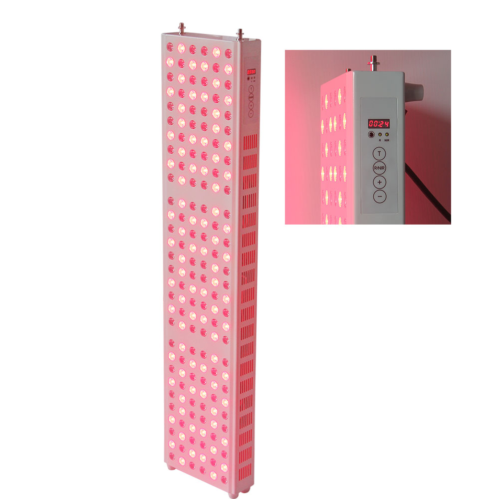 660nm 80nm Led Skin Red Light Therapy Full Body 660nm 850nm For Healthy And Skin Care