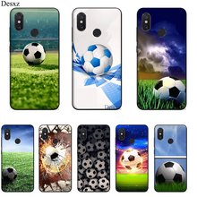 Phone Case TPU For Xiaomi Redmi 7 7A GO K20 S2 6 6A Pro 5 Plus 5A 5 4X 4A Cover Footbal(China)