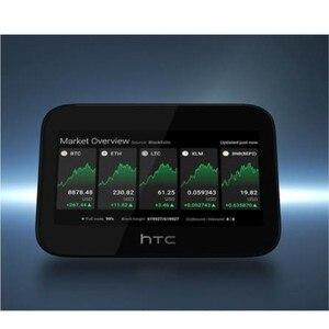 Image 2 - جهاز توجيه HTC 5G Hub 5G مفتوح يعمل بنظام الأندرويد tm9Pie wifi802.11ad بطارية 7660mAh 5g n41 2.63gbps 4G Lte (إصدار الولايات المتحدة)