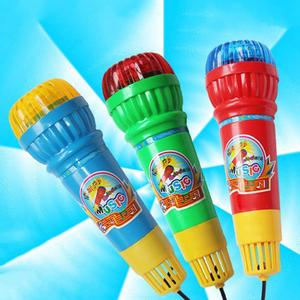 Kids Echo Microphone Mic Voice Changer Toy Birthday Party Song Toy Child Gift
