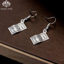 Jessiepepe Brand Summer New Arrival Unique 100 US Dollar Drop Earrings Fashion Jewelry #GY114(China)