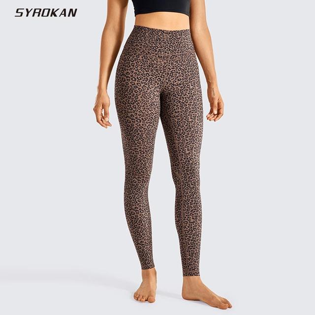 Buttery Soft Full-Length Yoga Leggings