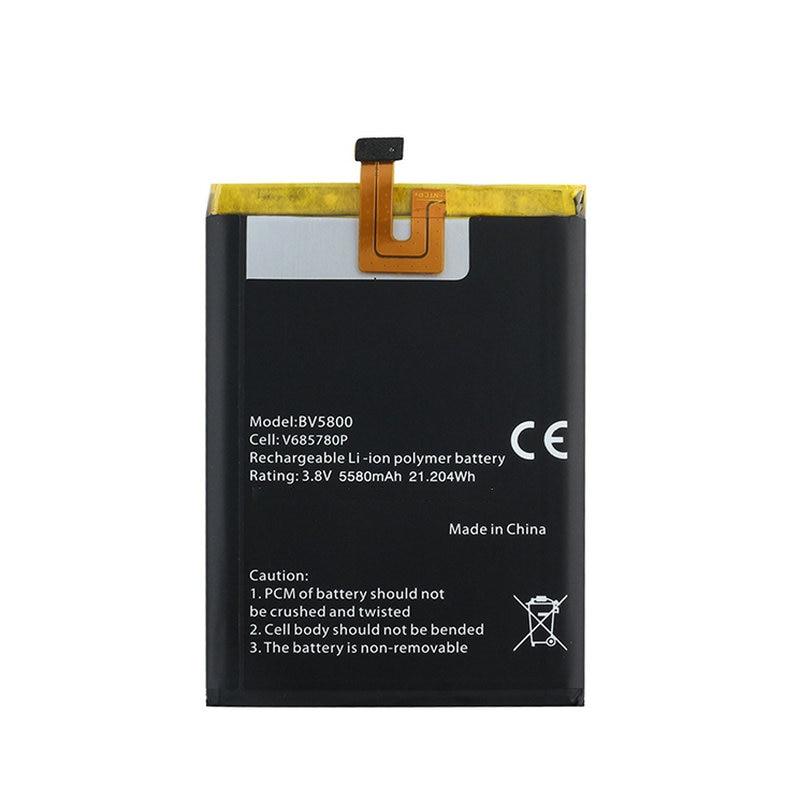 bateria starveitu para blackview bv5800 5580mah bateria 01