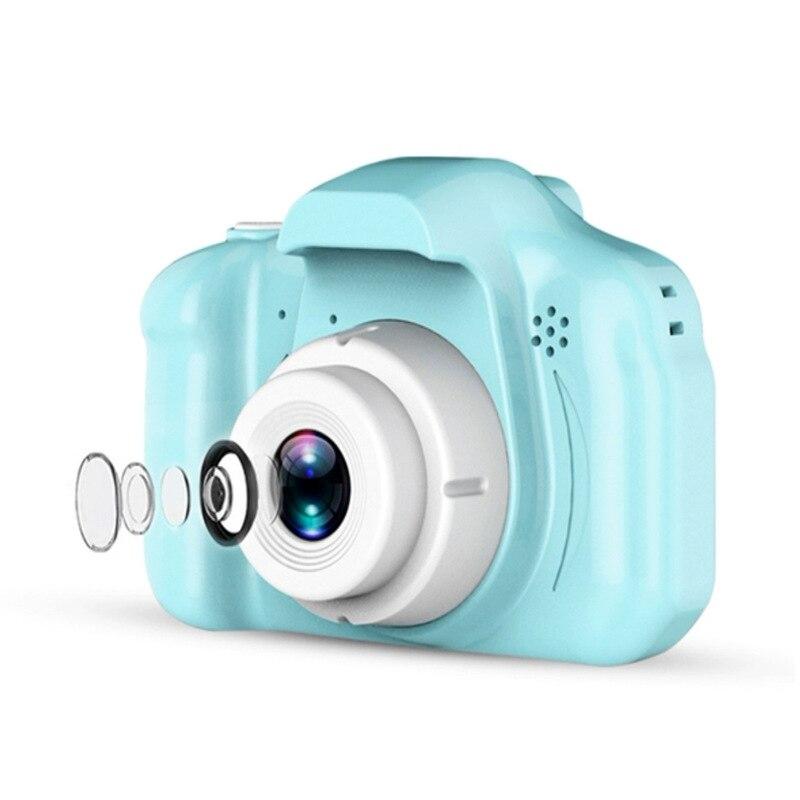 Children's Camera Mini HD Video Intelligent Shooting Children's Digital Camera Sports Toy Gift Factory Direct Supply