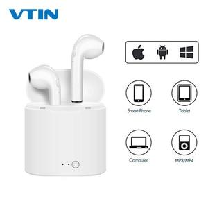 New i7s TWS Mini Wireless Earp