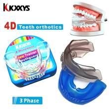 T4a adulto ortodônticos dentes ferramenta de clareamento ortodônticos dentes suspensórios ortodontic retentores alinhamento dente trainer