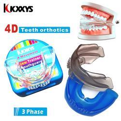 T4A Adult Orthotics Teeth Whitening Tool Tooth Orthodontics Braces Orthodontic Retainers Tooth Alignment Trainer