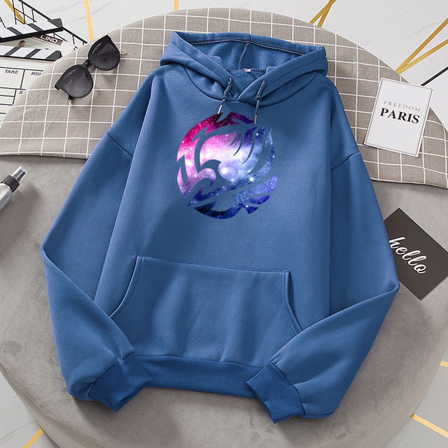 FAIRY TAIL THEMED HOODIE (13 VARIAN)