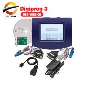Image 1 - Main Unit of Digiprog 3 odometer programmer V4.94 Digiprog iii with OBD2 ST01 ST04 Digiprog3 digiprog 3 Odometer correction tool