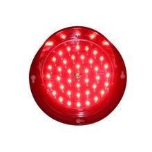 Lamp Traffic-Light Customized Signal-Module Red LED 100mm Housing PC Epistar DC12V