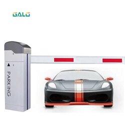 Puerta de barrera automática de brazo de pluma de alta calidad para el sistema de gestión del aparcamiento del coche