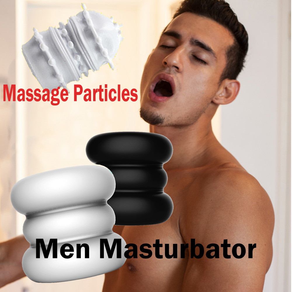 Sex Shop Pussy Male Masturbator Realistic Vagina Vaginal Adult Sex Toys Glans Trainer Endurance Exercise Equipment Supplies H5