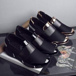 Image 5 - BANGJIAO kadınlar günlük mokasen ayakkabı nefes yaz düz ayakkabı kadın üzerinde kayma rahat ayakkabılar yeni Zapatillas Flats ayakkabı boyutu 35 40