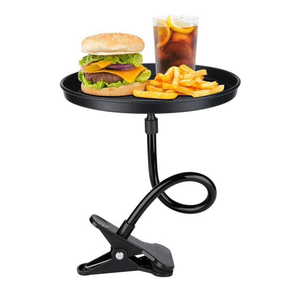 Convenient On-board Dining Tray On-board PC Tray Driver Beverage Table For Automobile Portable Dining Tray