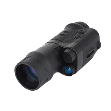 лучшая цена 8x50 High Definition Digital LLL Night Vision Hunting Patrol Infrared Monocular Night Vision Telescope