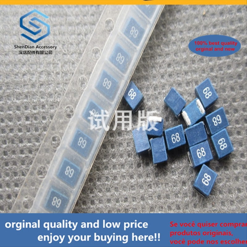 50pcs 100% Orginal New Best Quality Chip Inductor 3225 High Frequency NLV32T-068J-PF 1210 68nH 5% Wire Wound Inductor