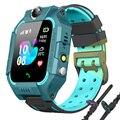 LIGE 2019 Новые Детские умные часы LBS  детские часы для детей  трекер местоположения  анти-потеря  монитор  подарок для детей + коробка