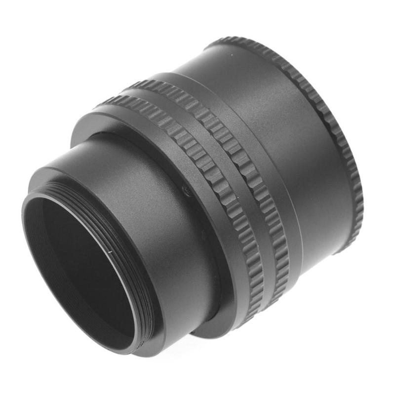 <font><b>M42</b></font> to <font><b>M42</b></font> Mount Lens Adjustable Focuse Helicoid Macro extension <font><b>Tube</b></font> Adapter 25-55mm camera accessories image