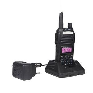 Image 4 - Güç 8W UV 82 Walkie Talkie Baofeng yüksek güç Dual Band CB Ham radyo amatör 10KM UV82HP iki yönlü radyo 8 watt VHF alıcı verici