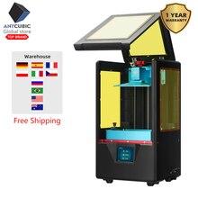 ANYCUBIC Photon 3d принтер UV SLA Смола 3D Принтер lcd Фотон слайсер светильник-отверждение Impresora настольный сенсорный экран Imprimante 3d